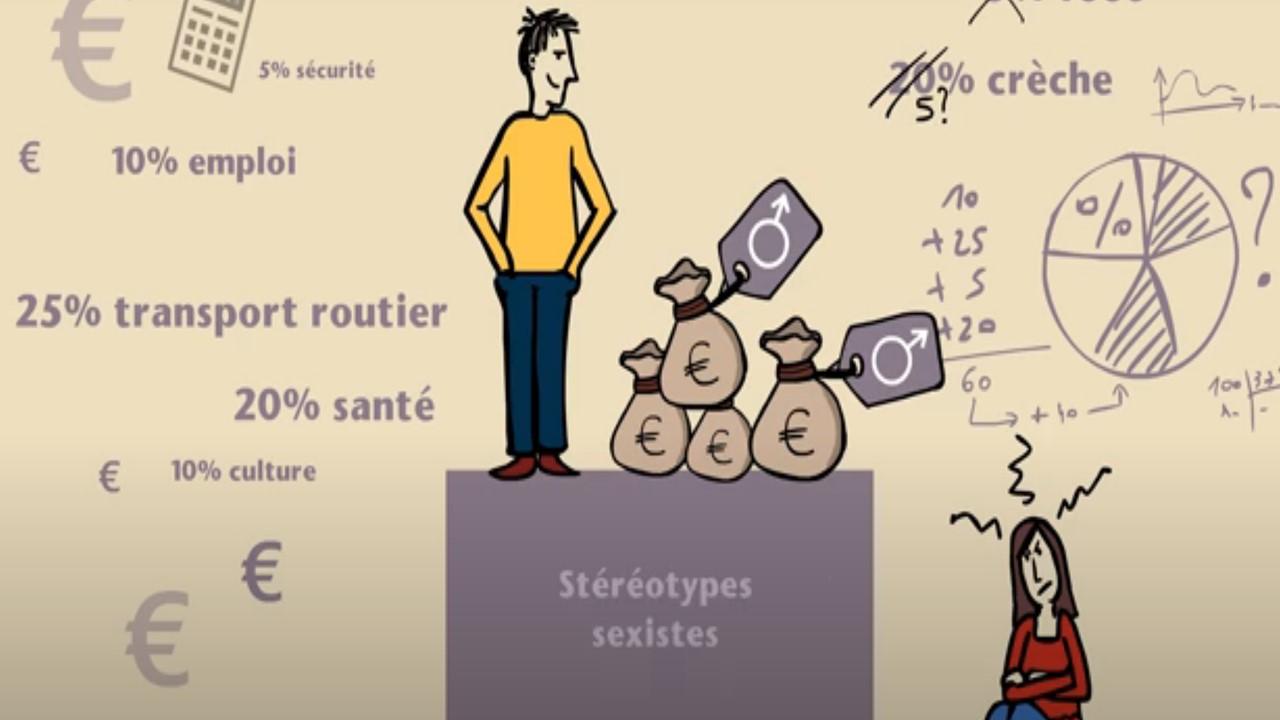 Comprendre plus facilement la budgétisation sensible au genre