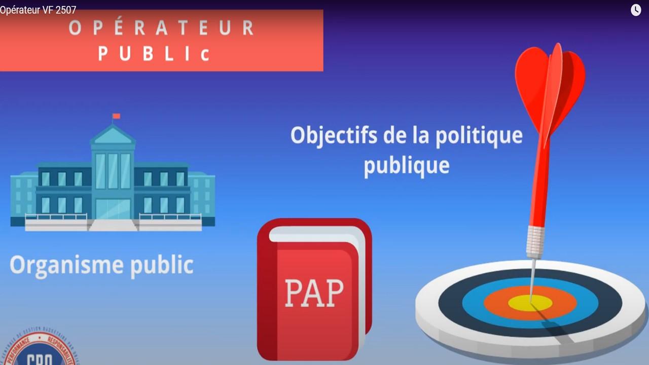 Opérateur public